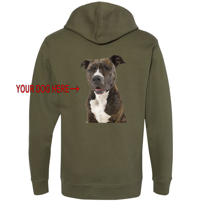 YOUR DOG - MIDWEIGHT PULLOVER HOODIE