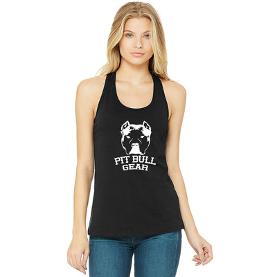 BAN STUPID PEOPLE NOT DOGS - WOMEN'S TANK