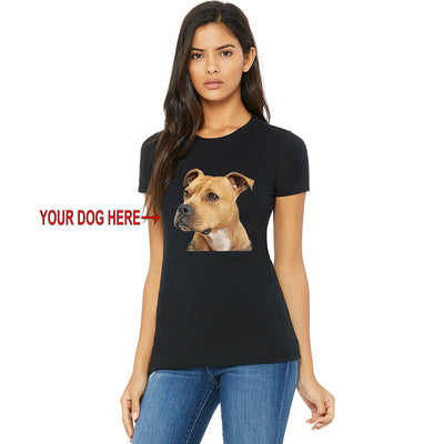 YOUR DOG - WOMEN'S TEES & TANKS
