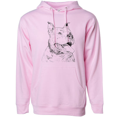 HAPPY PITTY - MIDWEIGHT PULLOVER HOODIE