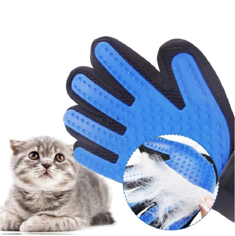 Pet Hairbrush Glove