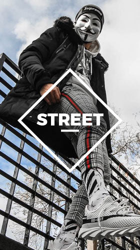 tenue et look de style street wear