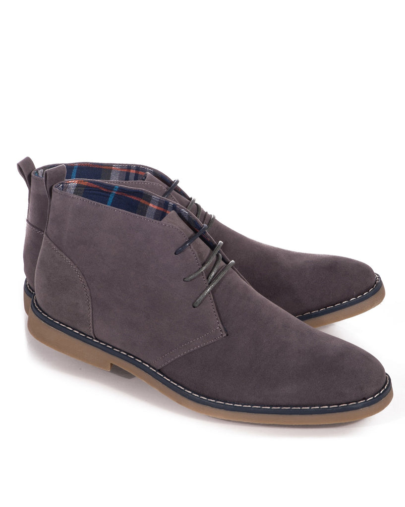 Chaussures homme fashion grises