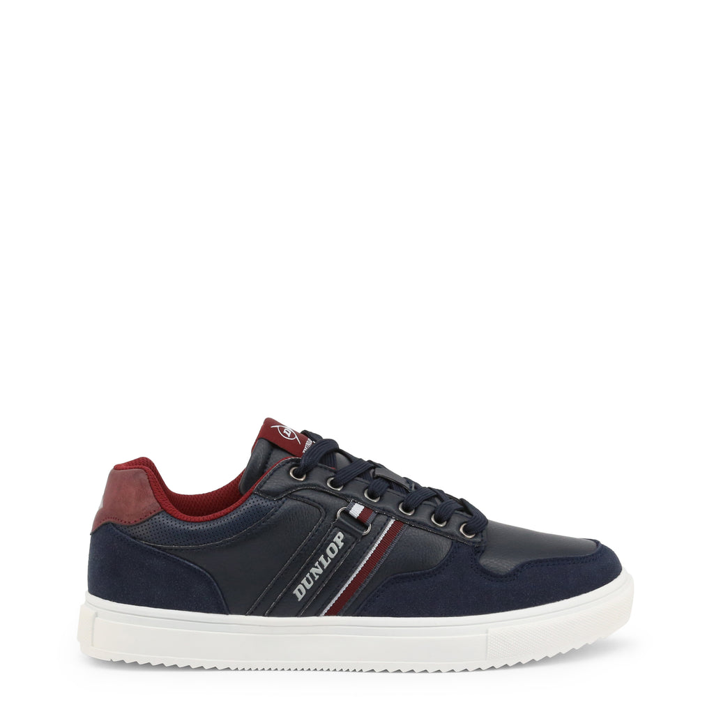 Chaussures sneakers basse marque Dunlop homme