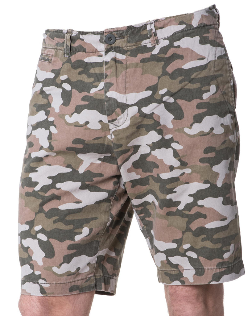 Short Homme Motifs Camouflages