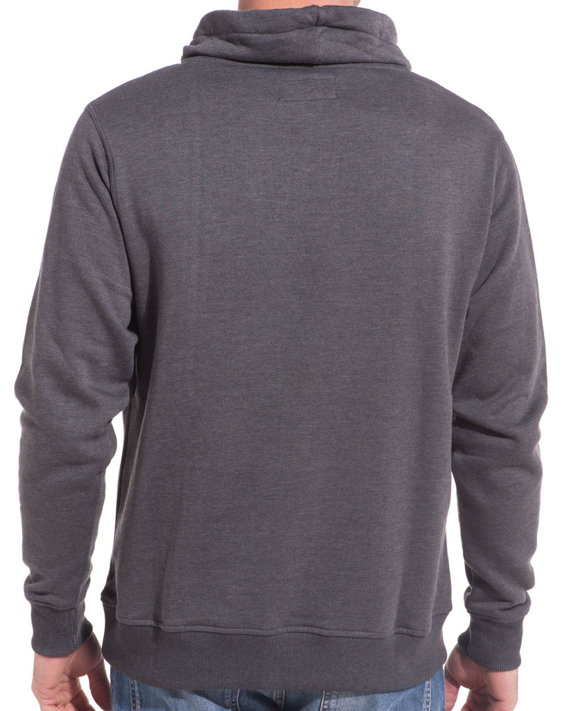 Sweat homme fashion gris anthracite