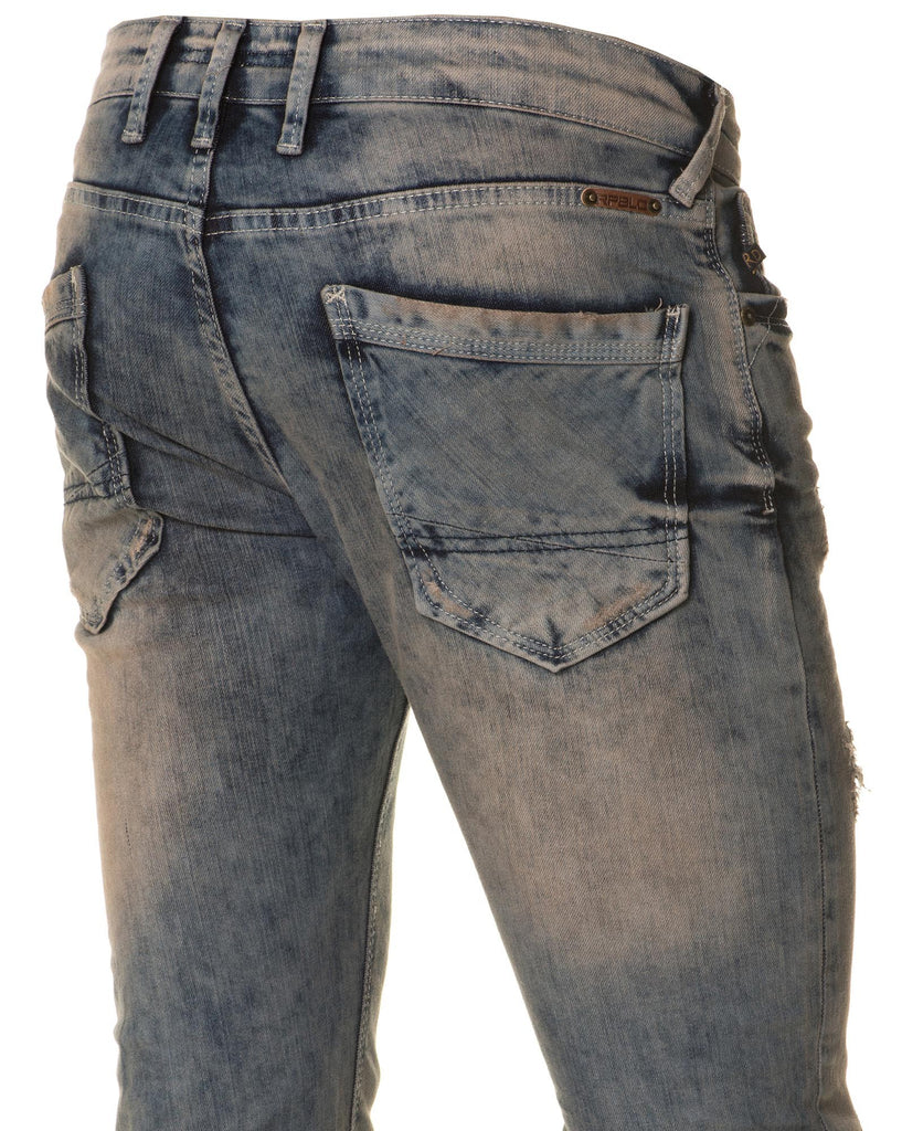 Jeans Homme Slim Dirty