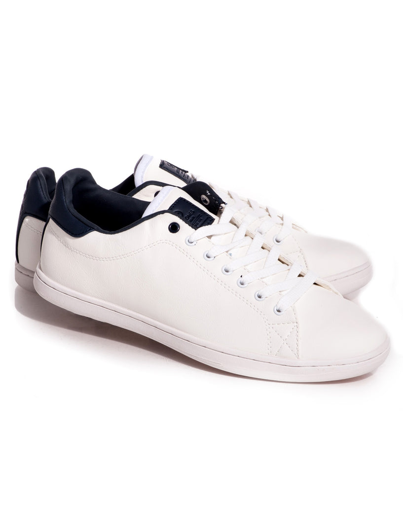 Baskets homme blanches urbaines