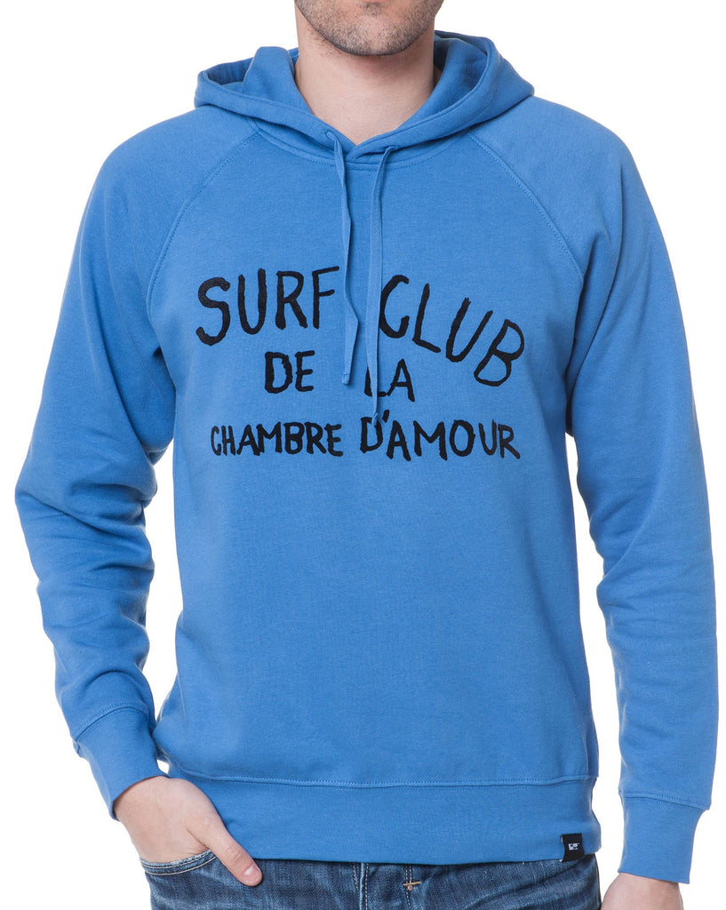 Sweat Bleu Royal Homme