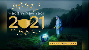 Have a Safe and Healthy New Year 2021