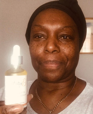 PatsyB Beauty Marula Oil Facial Serum