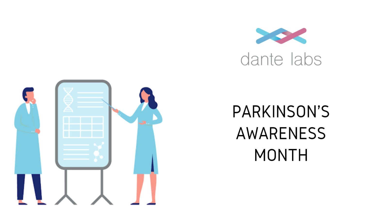 Dante Labs for Parkinson's Awareness Month