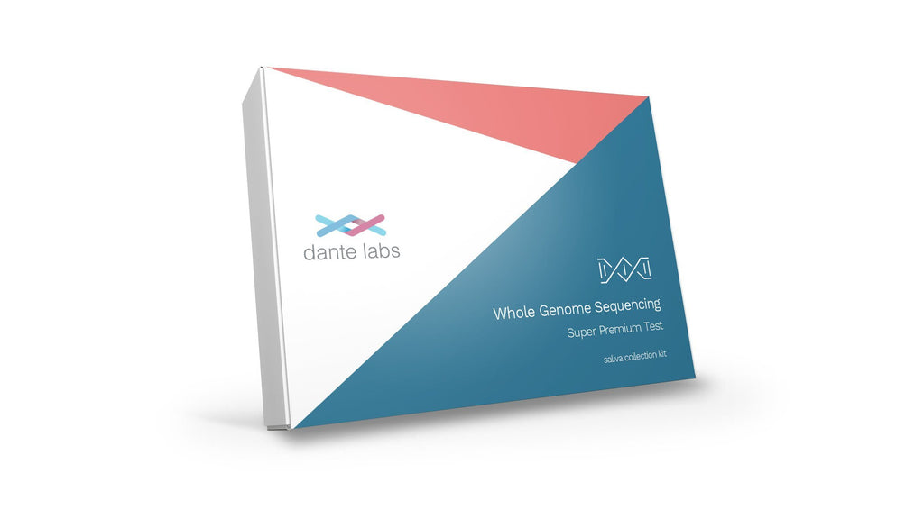 Whole Genome Upgrade - Dante Labs