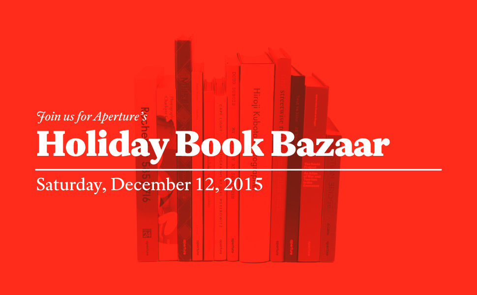 Jason Jaworski Aperture Gallery Holiday Book Bazaar