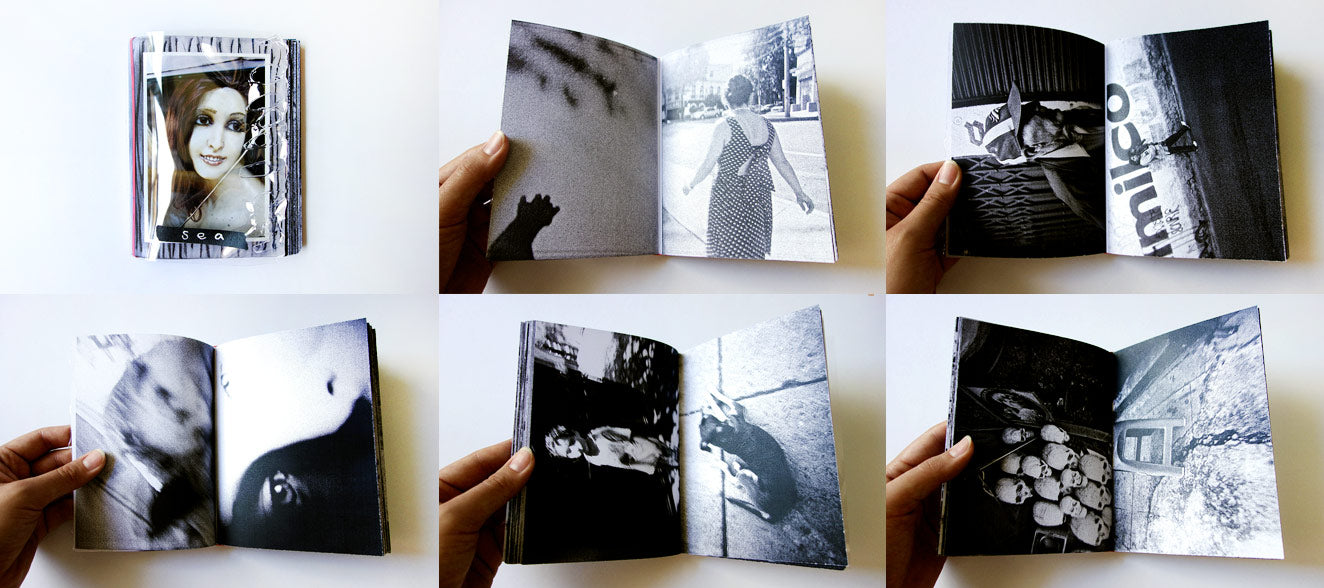 Jason Jaworski X The Independent Photobook X SSK Press