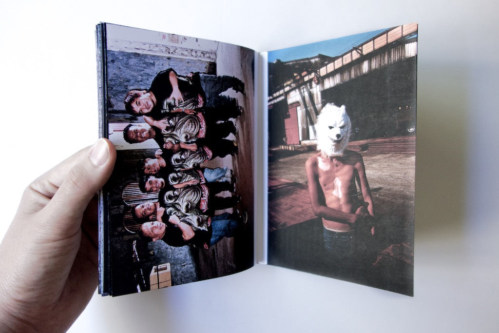 Jason Jaworski Labyrinth Photobook Zine Philippines SSK Press