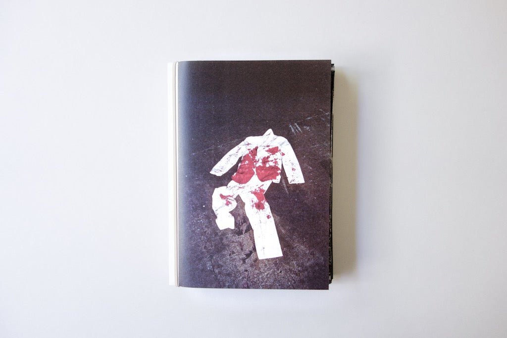 Jason Jaworski Labyrinth Philippines Photobook Zine