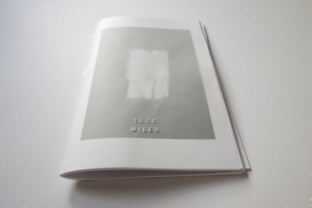 1000 Miles Vol. 2 Zine by Jason Jaworski