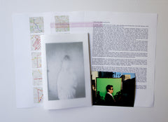 1000 Miles Vol. 3 Zine by Jason Jaworski with all contents