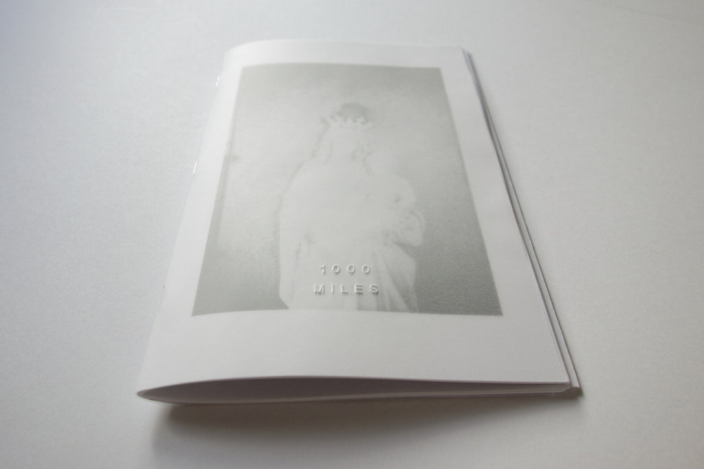 1000 Miles Vol. 3 Zine by Jason Jaworski
