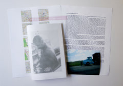 1000 Miles Vol. 4 Zine by Jason Jaworski with all contents
