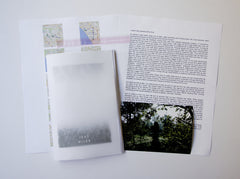 1000 Miles Vol. 5 Zine by Jason Jaworski with all contents