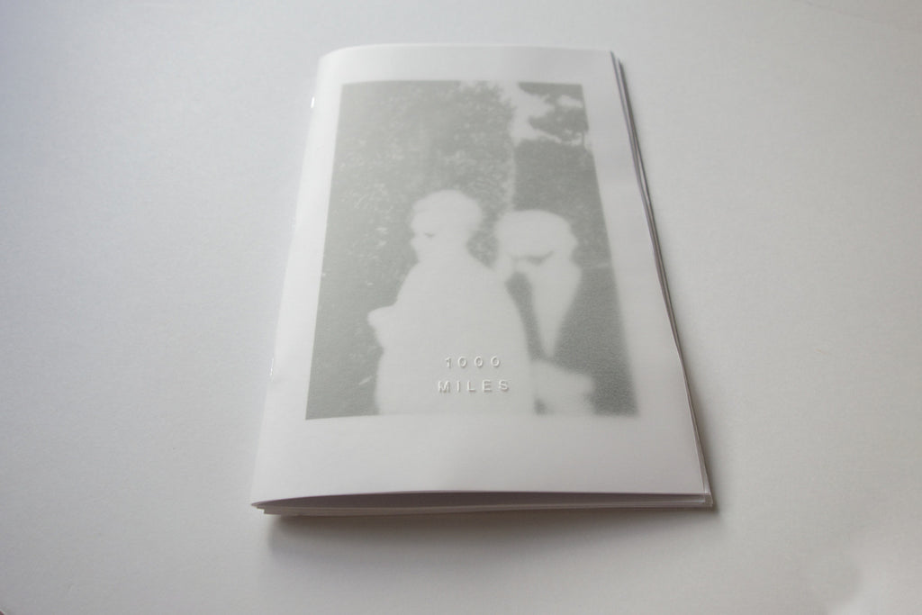 1000 Miles Vol. 6 Zine by Jason Jaworski