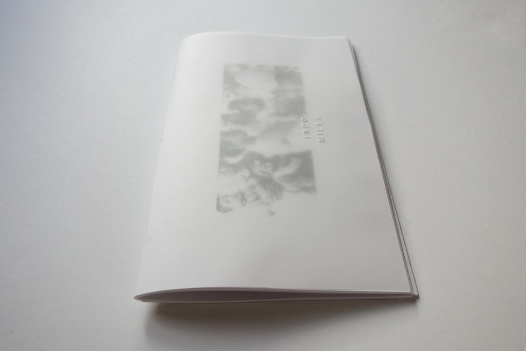 1000 Miles Vol. 8 Zine by Jason Jaworski