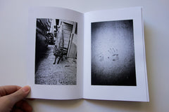 Rome Alone Photo Zine on Taiwan by Jason Jaworski, the first installment of the photobook series MOIS.