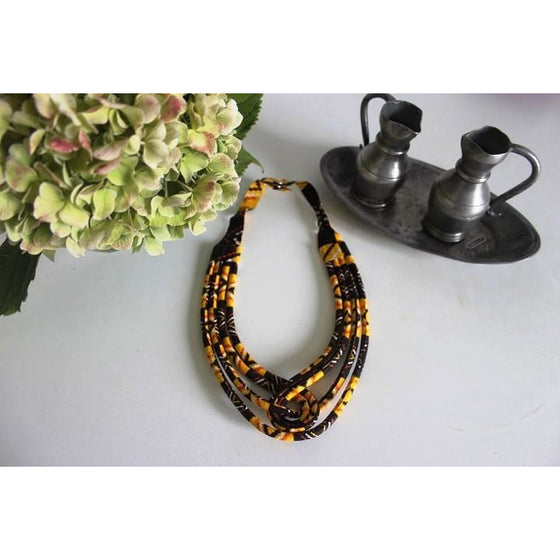 Collier wax FAMA