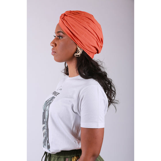 Turban uni Juicy