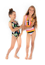 Diane swimsuit add-on // Tie-front swimsuits (views B and C)