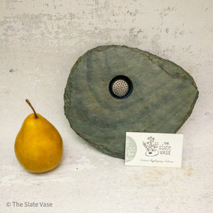 SOLD - MEDIUM+, Classic Slate Vases