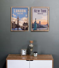 Load image into Gallery viewer, New York, New York Wall Art Print