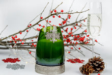Load image into Gallery viewer, Holiday Champagne Bottle Candle - Candleholic Shop