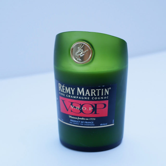 Remy Martini  Cognac Champagne Bottle with Apple Maple Scent - Candleholic Shop
