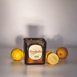 Don Julio  Tequila Bottle Candle - Candleholic Shop