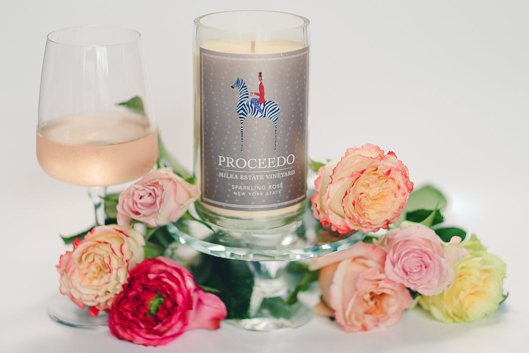 Proceedo Bubbly Candle - Candleholic Shop