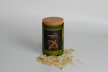 Load image into Gallery viewer, Sagittarius.Handmade Zodiac Candle with crystals - Candleholic Shop