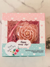 Load image into Gallery viewer, Flower Handmade Gift Soap, Party Favor - Candleholic Shop