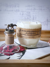Load image into Gallery viewer, Blanton's  Barrel Bourbon Whiskey Bottle Candle - Candleholic Shop