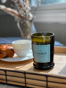 Lamarca Prosecco Bottle  Candle - Candleholic Shop