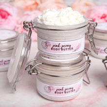 Load image into Gallery viewer, Pink Peony Body Butter - Candleholic Shop