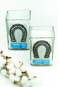 Herradura  Candle in Tequila Bottle - Candleholic Shop