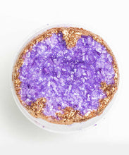 "Load image into Gallery viewer, ""Amethyst"" Crystal Bath Bomb - Candleholic Shop"