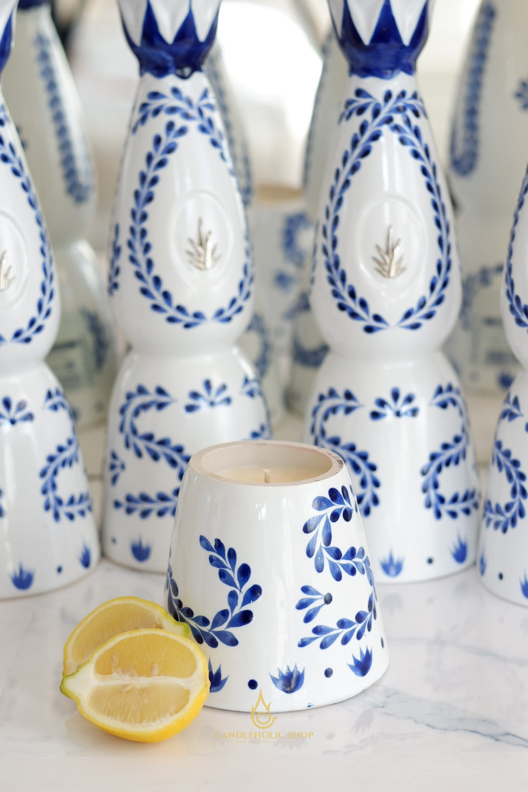 azul candle by candleholic shop