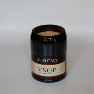 Remy VSOP Brandy Bottle Candle - Candleholic Shop