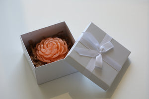 Flower Handmade Gift Soap, Party Favor - Candleholic Shop