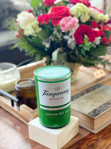 Tanqueray  Liquor Bottle Candle - Candleholic Shop