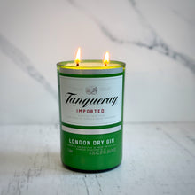 Load image into Gallery viewer, Tanqueray  Liquor Bottle Candle - Candleholic Shop